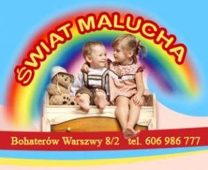 """Klub malucha - prywatny żłobek  """"ŚWIAT MALUCHA"""" w Nysie"""