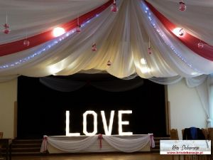 KRISDEKORACJE-dekoracje weselne