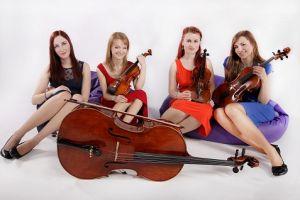 Kwartet smyczkowy - Crystal Quartet
