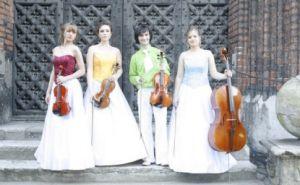 kwartet smyczkowy Cztery Kolory