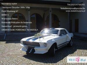 Limuzyna Kraków Chrysler 300c 10m Mustang Nowy Sacz Tarnów Rzeszów