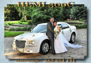 Limuzyny do ślubu auta na ślub Podkarpacie