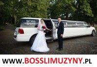 Limuzyny do Ślubu BOSS LIMUZYNY Wynajem Aut Studniówka