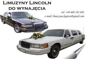 Limuzyny Lincoln Legnica