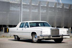 Lincoln Continental - Auto do Ślubu. Garwolin, Ryki, Otwock