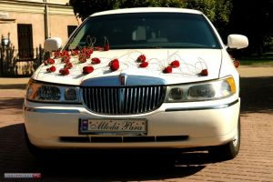 Lincoln Town Car do ślubu