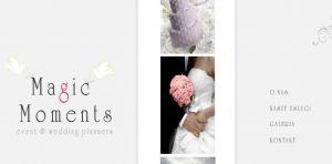 Magic Moments Event & Wedding Planner ślub i wesele