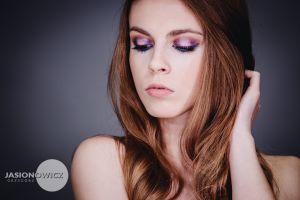 Makijaż ślubny/wieczorowy
