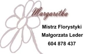 Margaretka - oprawa kwiatowa imprez