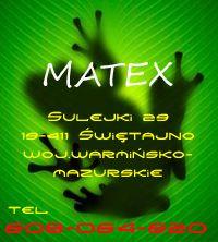 Matex.Siatka ogrodzeniowa