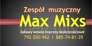 MAX MIXS