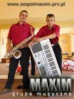 MAXIM grupa muzyczna wrocław