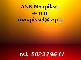 Maxpiksel - wideofilmowanie wesel