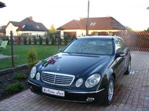 Mercedesem klasy E do ślubu!! Terminy wolne od Lipca 2010