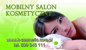 Mobilny Salon Kosmetyczny K-cosmetic