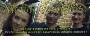 Mohito Band-Profesjonalny zespół muzyczny Wrocław. !!!