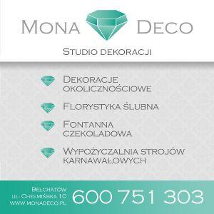 MONA DECO STUDIO DEKORACJI