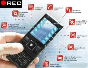 monitoring spyphone na telefony smartfony tablety