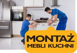 Montaż Mebli Kuchennych Składanie Kuchni Ikea Skręcanie