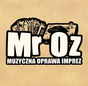 Mr Oz - DJ, wodzirej, muzyk akordeonista na wesele