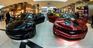 Mustang lub Camaro do Ślubu sam prowadzisz!