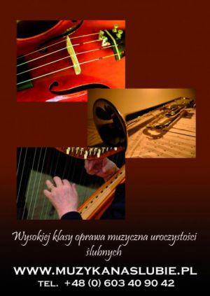 muzykanaslubie.pl OPRAWA MUZYCZNA UROCZYSTOŚCI