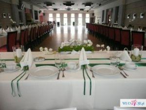 Na Szczęście organizacja wesel,dekoracje kościołów,sal weselnych