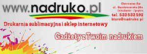 nadruko.pl Agnieszka Tąporowska Gadżety reklamowe