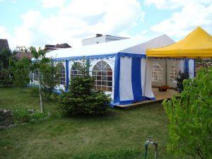 Namioty pomorskie, wypożyczalnia namiotów, wynajem