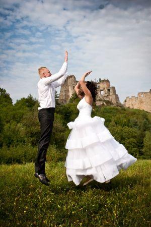 Niebanalana fotografia ślubna