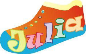 """OBUWIE DZIECIĘCE """"JULIA"""""""