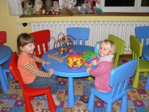 Opieka nad Dziećmi, żłobek, świetlica