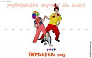 Organizacja urodzin, imprez, zajęć dla dzieci (IMPREVER)