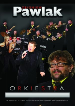 Orkiestra ZBIGNIEWA PAWLAKA