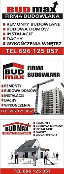 P.P.H.U BUD-MAX Usługi Remontowo-Budowlane