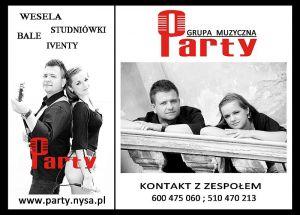PARTY Zespół Muzyczny  Wrocław