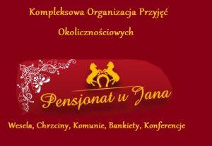 "Pensjonat ""U Jana""  Sala Weselna"