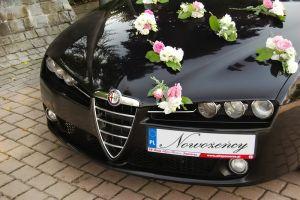 Piękna Alfa Romeo 159 do ślubu - Trójmiasto i okolice