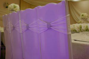 pokrowce  na krzesła lubartów lubelskie