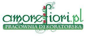 """Pracownia dekoratorska """"AmoreFiori.PL"""" Iwona Szczęsny"""