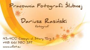 Pracownia Fotografi Ślubnej AFOT