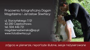 Pracownia Fotograficza Dagon Magdalena i Jarosław Śliwińscy