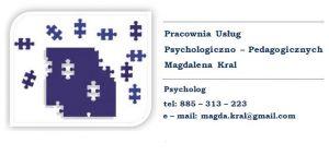Pracownia Usług Psychologiczno - Pedagogicznych