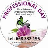 Professional Day -Konsultant ślubny, dekoracje,bukiety