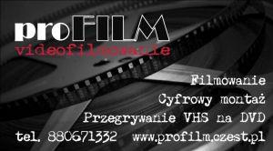 proFILM videofilmowanie