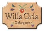"""Regionalny  Pensionat  """"Willa Orla"""" w Zakopanem"""