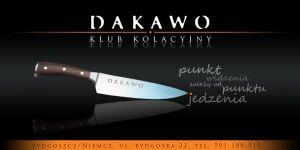 Restauracja Dakawo