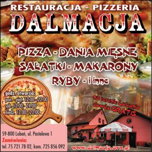 Restauracja Pizzeria Dalmacja