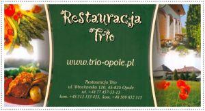 RESTAURACJA TRIO OPOLE
