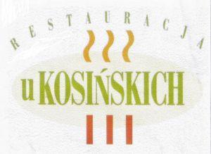 """Restauracja """"U Kosińskich"""""""